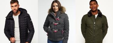 11 abrigos y cazadoras Superdry rebajados en la tienda oficial de eBay: desde 34 hasta 68 euros