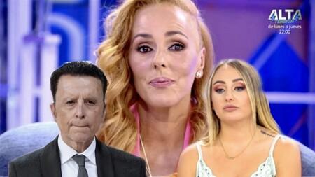 Todo lo que ha dicho Rocío Carrasco en su regreso a 'Sálvame': desmiente a Rocío Flores, espanta a los Mohedano y deja en evidencia a Ortega Cano