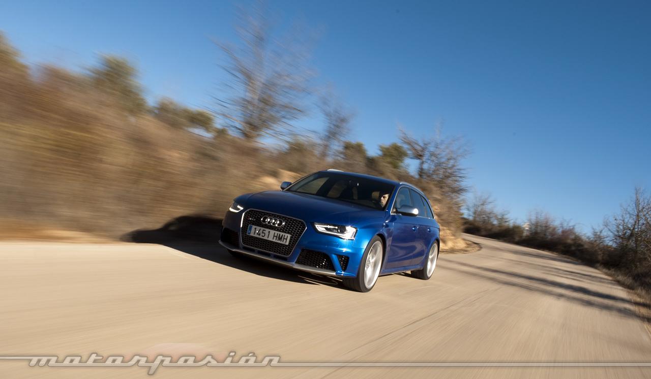 Foto de Audi RS4 Avant (prueba) (26/56)