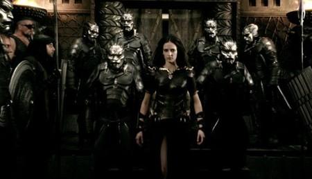Eva Green y su ejército
