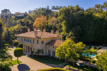 Mansion De Lee Iacocca En Venta 5