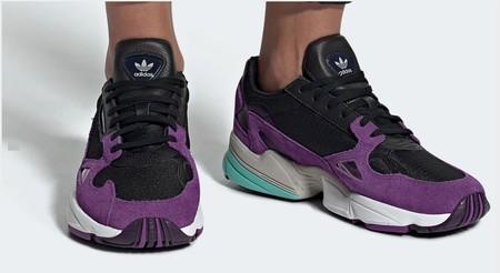 20% de descuento adicional en la sección oulet de Adidas, con zapatillas ya rebajadas anteriormente hasta un 50%