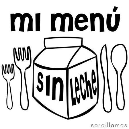 Mi menú sin leche, un blog para padres de niños alérgicos