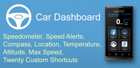 Car Dashboard: un completo panel informativo para conducir con tu Android
