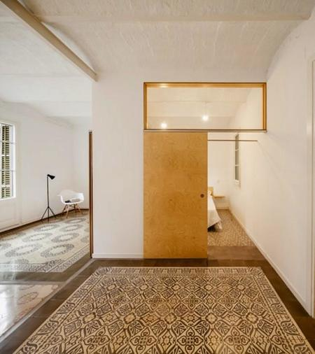 Eixample Apartment Renovation In Barcelona By Adrian Elizalde Dezeen 468 5