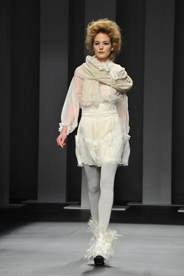 Último día en la 080 Barcelona Fashion: tendencias independientes de otoño-invierno 2010/2011