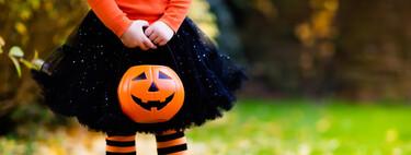 43 disfraces caseros de Halloween para niños: fáciles, baratos y originales