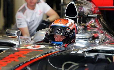 Kevin Magnussen, el más rápido el primer día del Test de Jóvenes Pilotos en Abu Dabi
