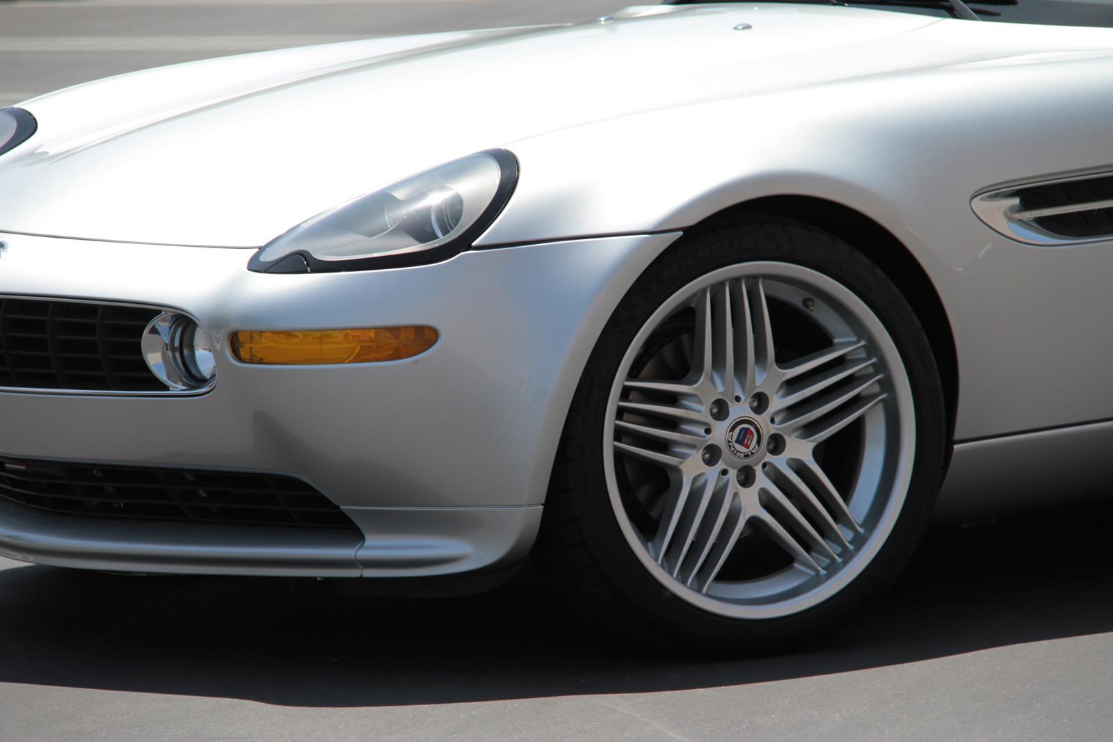 Foto de BMW Z8 Alpina (subasta) (25/38)