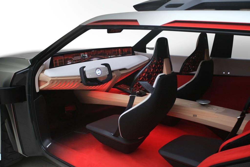Nissan Xmotion Suv 5