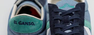 El Ganso hace del plástico reciclado un gran diseño de sneakers para su línea Be Blue