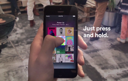 Touch Preview, una forma más fácil para descubrir nueva música en Spotify