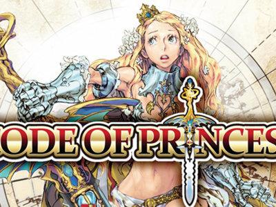 ¡Prepárense! Code of Princess estará disponible desde el día de hoy en PC