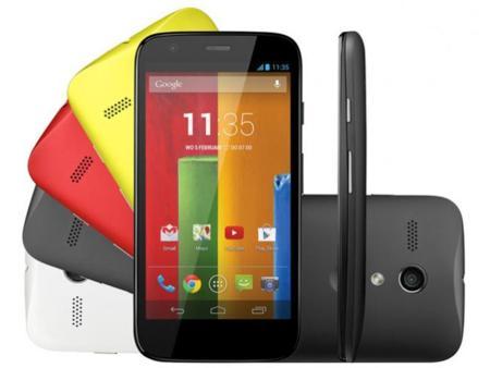 Motorola parece tener entre manos un nuevo Moto E o G con SoC Snapdragon 410