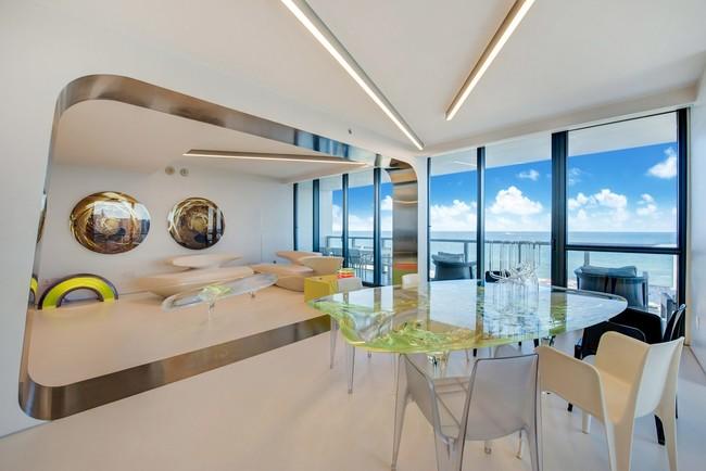 El apartamento que Zaha Hadid tenía en Miami se ha vendido por 5,75 millones de dólares
