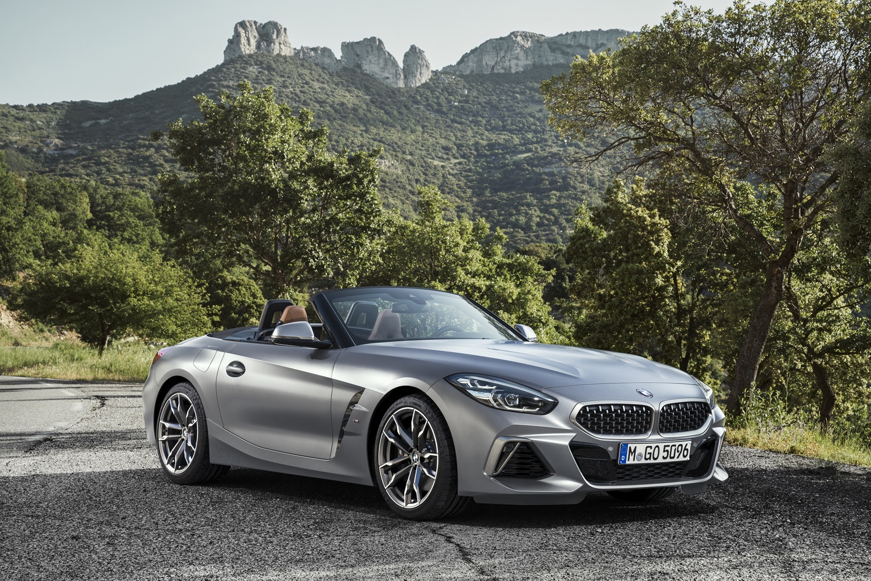 Foto de BMW Z4 (42/56)