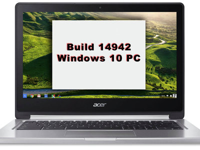 Ya está disponible la Build 14942 para Windows 10 PC en el anillo rápido