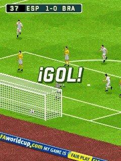 FIFA World Cup 2006, capturas versión móvil
