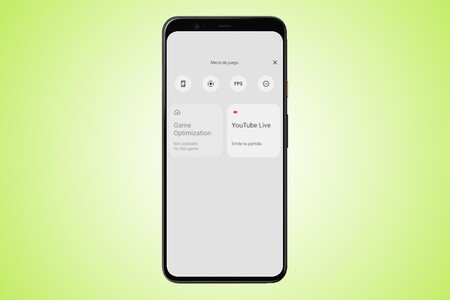 """Android 12 beta nos deja ver el """"menú de juego"""" oculto"""
