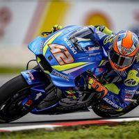 """Álex Rins: """"Lo que me motiva es ser el número uno dentro de Suzuki"""""""