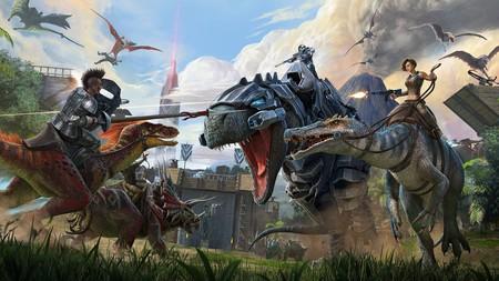 Los logros empiezan a llegar poco a poco a la Epic Games Store en algunos juegos como ARK: Survival Evolved