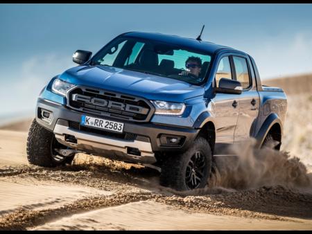 """La Ford Ranger Raptor ya tiene precio en México: una pick-up de alto desempeño en frasco """"pequeño"""""""