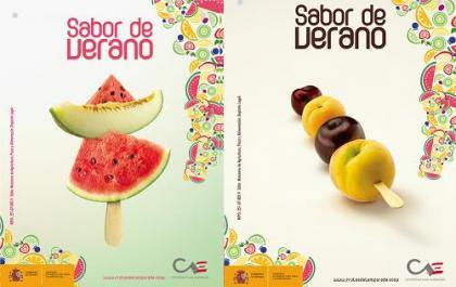 Sabor de Verano, campaña para disfrutar de la fruta de temporada