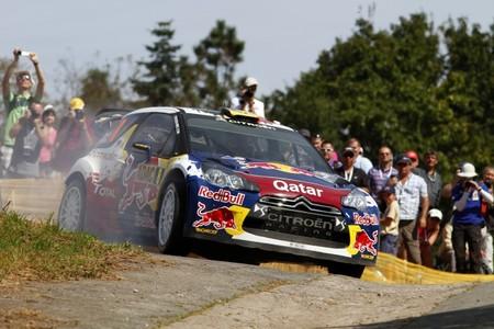 Thierry Neuville en el Rally de Alemania