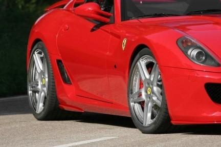 Ferrari 599 GTB by Novitec Rosso