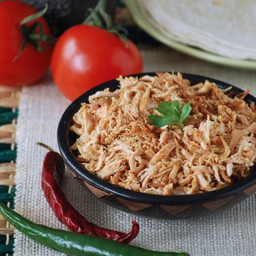 Cómo hacer pulled chicken: receta de pollo deshilachado