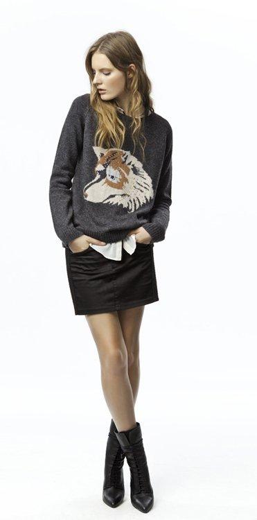 Animal Zara Trafaluc colección octubre