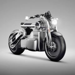 Foto 1 de 5 de la galería curtiss-zeus-concept en Motorpasion Moto