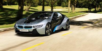 BMW i8, mejor prototipo de 2011 en Motorpasión