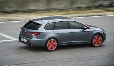 El SEAT León ST Cupra ha sido casi igual de rápido que el SC en Nordschleife. ¿Por qué?