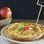 La tarta de manzana más fácil: en microondas y lista en quince minutos