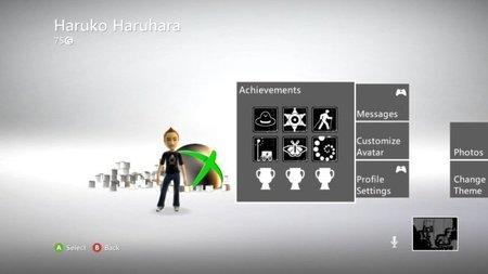 Vídeo del supuesto nuevo dashboard de Xbox 360