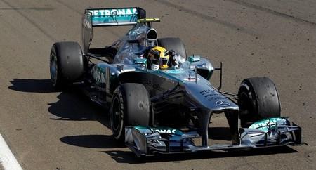 Mercedes AMG seguirá desarrollando el W04