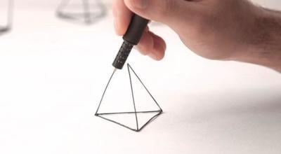 Crea tus propias esculturas con el bolígrafo Lix