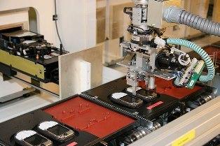 Nokia externaliza la fabricación de chipsets