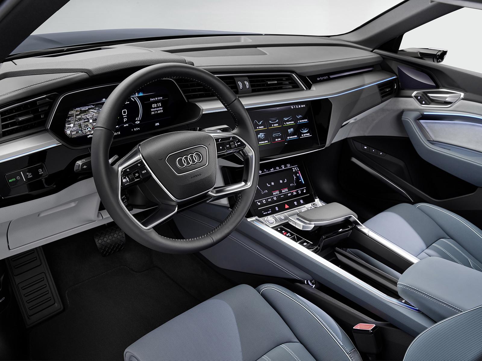 Foto de Audi e-tron Sportback (45/57)