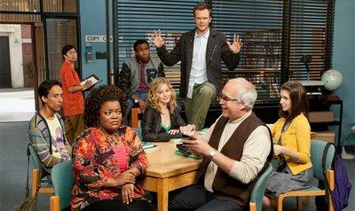NBC renueva 'Community' y FOX hace lo propio con 'Padre de Familia' y 'American Dad'