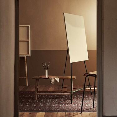 Zara Home vuelve a sorprender con una colección de pinturas y todos los accesorios para desarrollar nuestra vena más artística