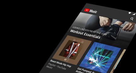 YouTube Music podría convertirse en el reproductor de música predeterminado de Android