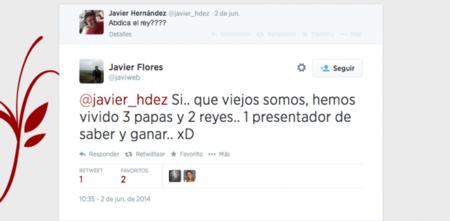 Copiar en Twitter tiene premio: sobre el chiste de 'Saber y Ganar'