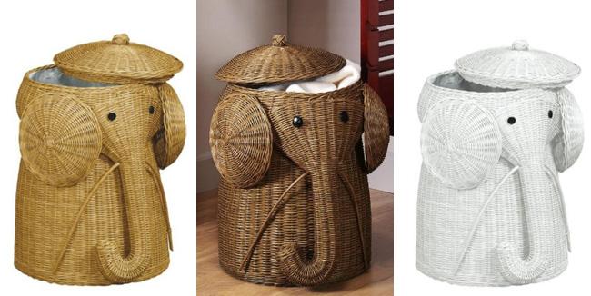 El cesto de la ropa sucia del rey - Cestos para ropa sucia ...
