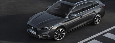 El SEAT León eHybrid híbrido enchufable de 204 CV y 60 km de autonomía ya tiene precio: desde 34.080 euros