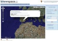 Blewspace, registrando nuestros blogs en un mapa y conociendo otros cercanos