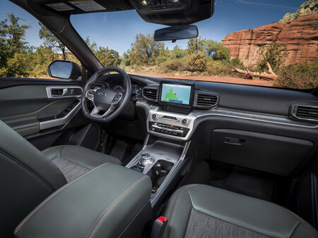 New 2021 Ford Explorer Timberline 06
