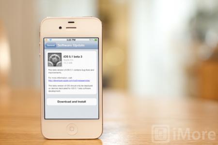 iOS 5.1 Gold Master podría estar lista y repleta de novedades