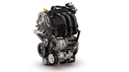 Motor Renault Duster